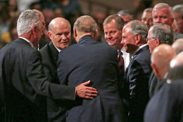 Our 20 Favorite Moments from General Conference (Photos)
