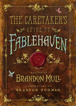Fablehaven: Brandon Mull Reveals 5 Little-Known Facts