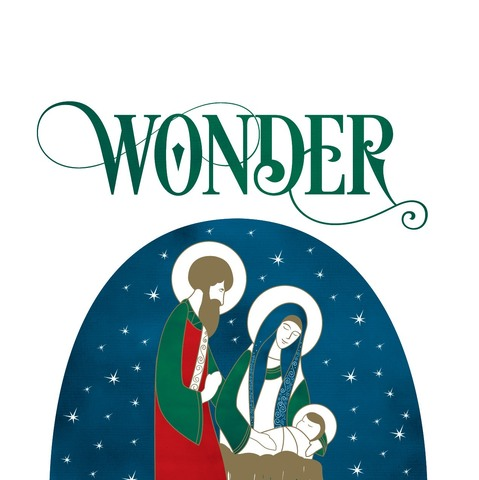 Our 5 Favorite Christmas Words, Beautifully Illustrated in Word & Art