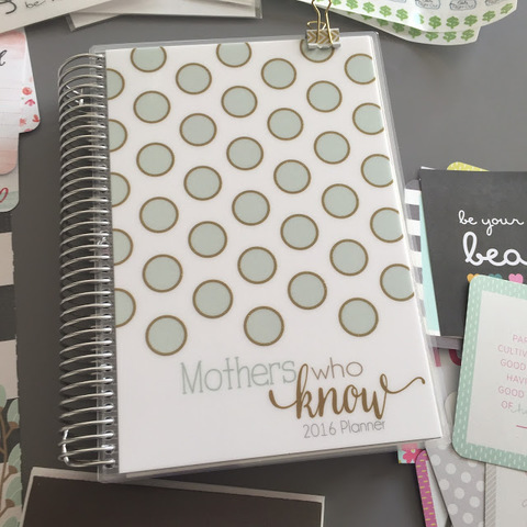 The Mormon Mom Planner