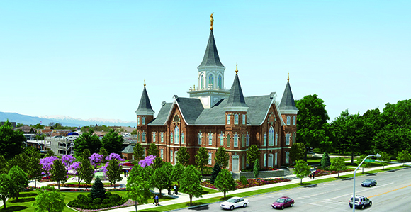 Provo City Center Temple Open House Ticket Information