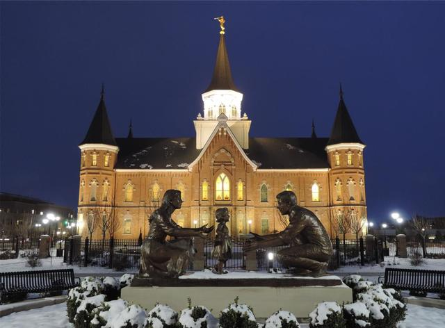 Exceptional First Official Photos U0026 Video: Inside The Provo City Center Temple