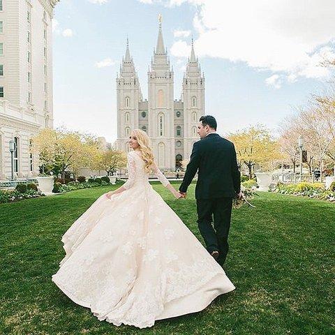 POPSUGAR Shares Article on Modest Wedding Dresses, Highlights ...