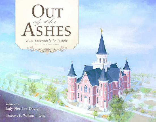 FHE: Out of the Ashes-From Tabernacle to Temple