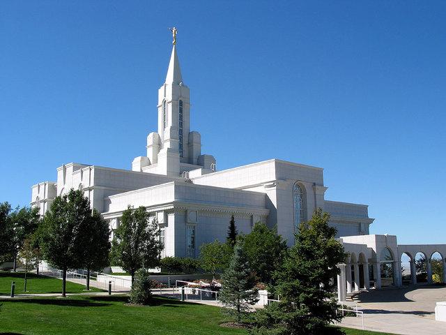 Utah Temple 1