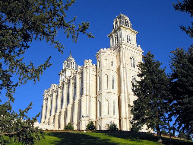 Utah Temple 7