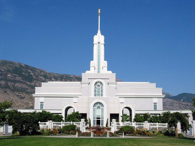 Utah Temple 9