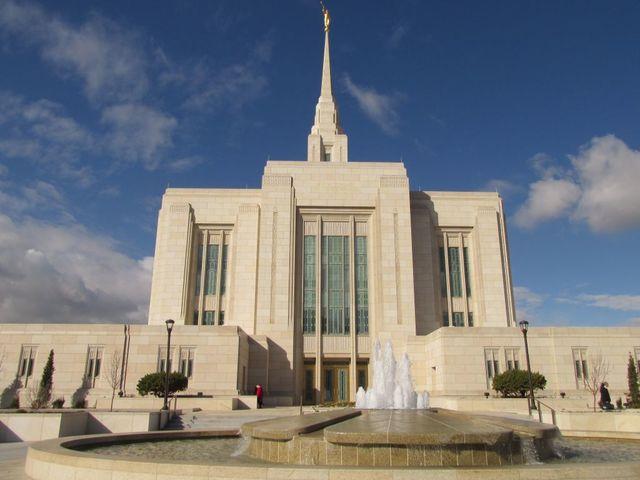 Utah Temple 10
