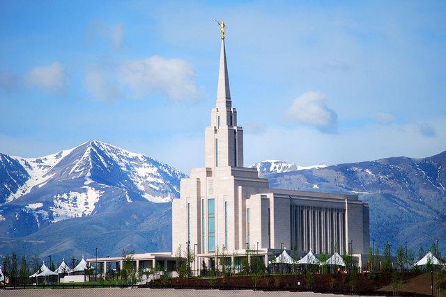 Utah Temple 11