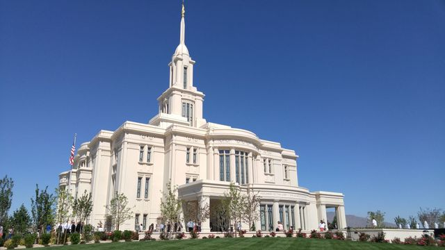 Utah Temple 12