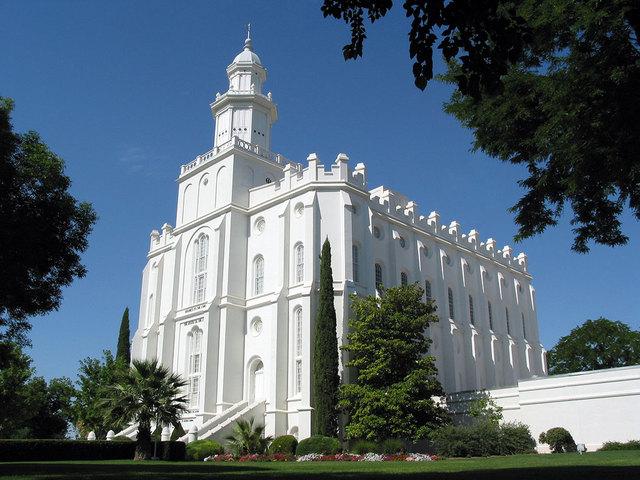Utah Temple 16