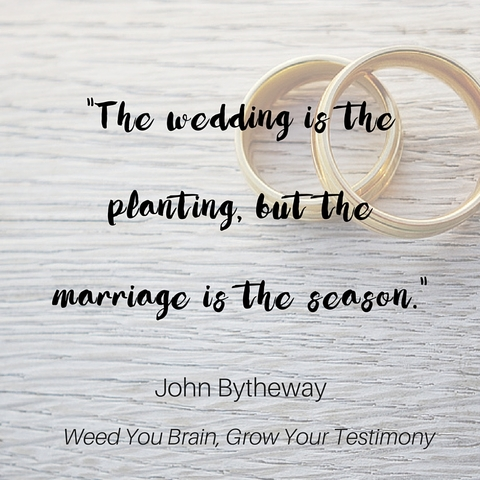 LDS Marriage Quotes