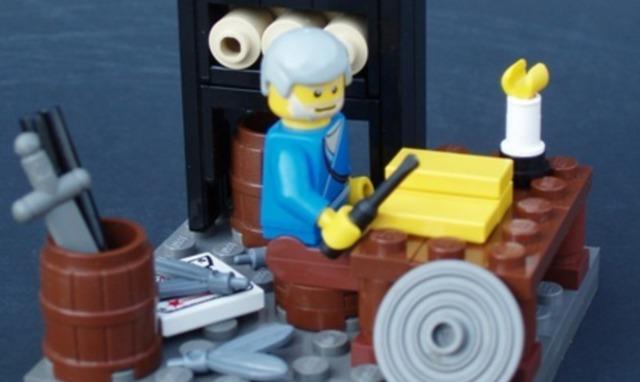 27 Brilliant & Fun Mormon LEGO Creations