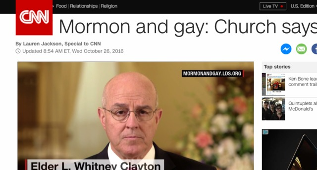Lds Website For Homosexuality