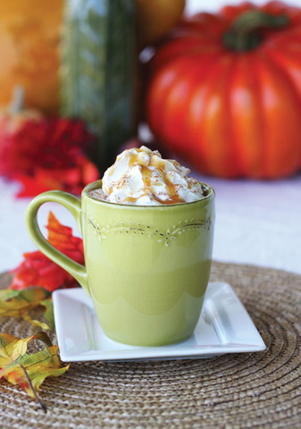 Thanksgiving Recipes: Caramel Apple Cider
