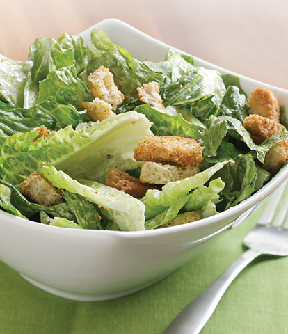 Thanksgiving Recipes: Caesar Salad