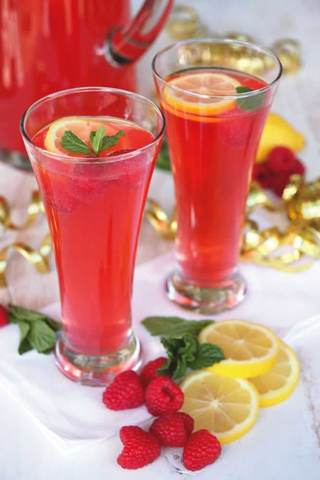 Thanksgiving Recipes: Sparkling Celebration Punch