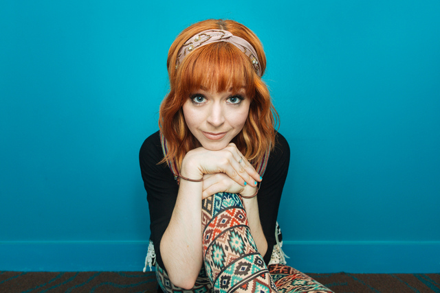 lindsey stirling launching organization for teens happiness takes
