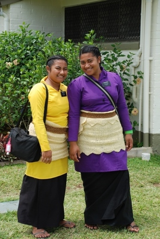 The Church in Tonga