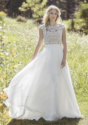 20 Gorgeous Modest Wedding Dresses Lds Living