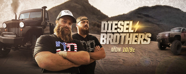 Diesel Brothers Cast >> Returned Missionaries Star In Popular Discovery Channel