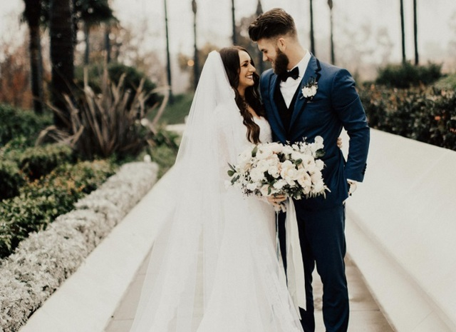 Bryce Harper Wedding.The Knot Features Bryce Harper S Wedding The Sacredness Of Lds