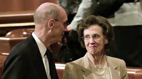 "President Henry B. Eyring: ""We Owe Our Families a Relationship We ..."