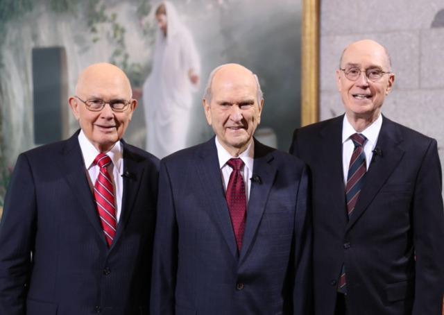 President Nelson's First Message to Members as Our Prophet | LDS Living