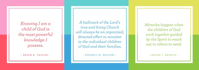 One Inspiring Quote From Every Talk In April 40 Conference LDS Simple Lds Inspirational Quotes