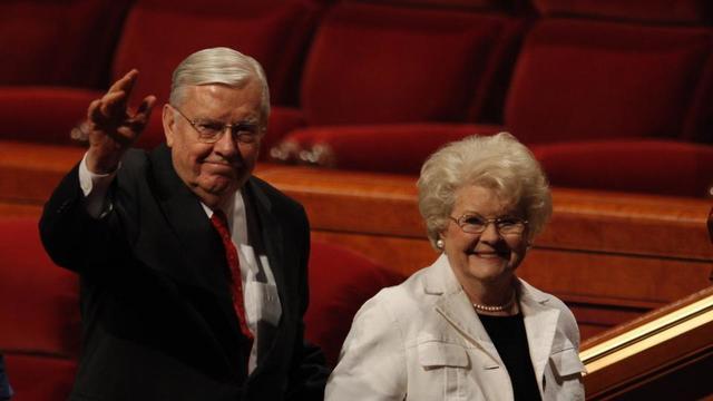 Elder and Sister Ballard