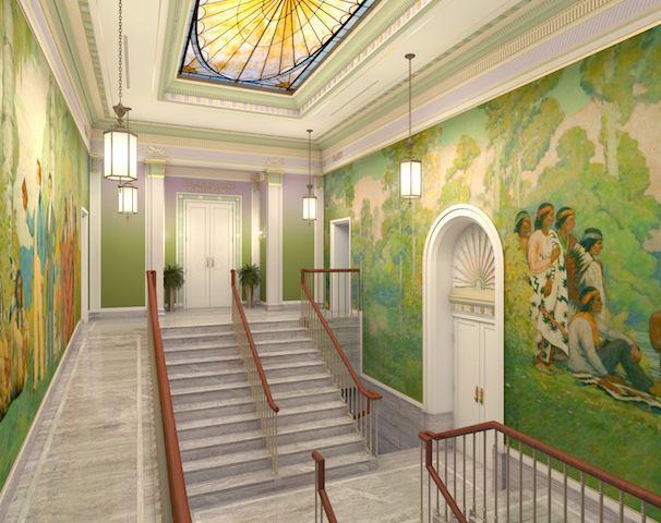 Church Releases Photos Of What The Mesa Temple Will Look