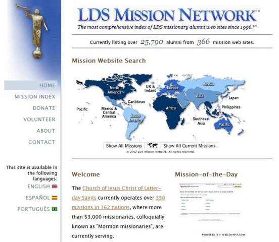 Mormon missionaries reconnecting online | LDS Living