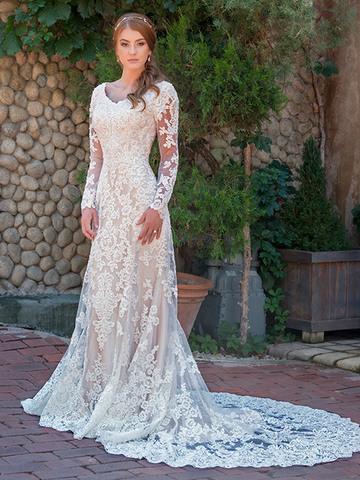 Utah Modest Wedding Dresses
