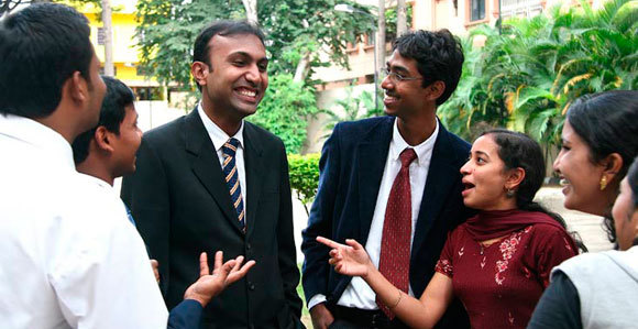Members of the Hyderabad India Stake