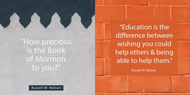 of our favorite quotes from president nelson lds living