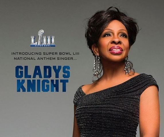 Gladys Knight Offers Classy Response To Criticism About Singing At The Super Bowl