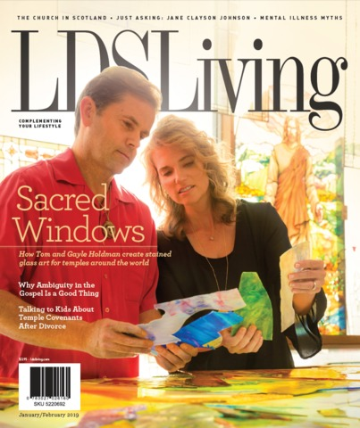 LDS Living Printed Magazine Archives | LDS Living