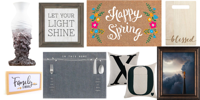 14 Home Decor Items To Brighten Up Your This Spring