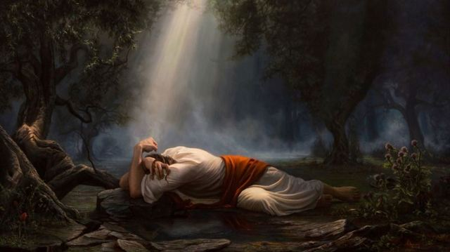 Who Was the Angel Sent to Comfort Jesus in Gethsemane? | LDS Living