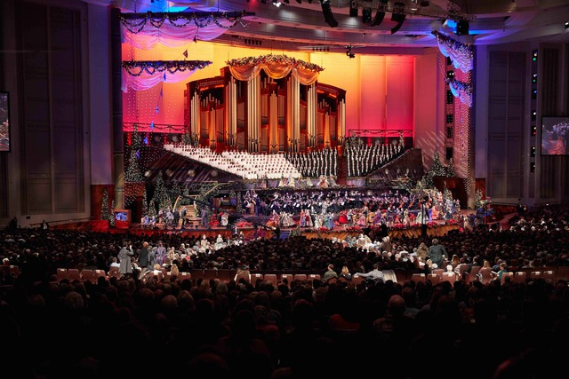 Lds Christmas Concert 2020 Verdict still out on whether the Tabernacle Choir Christmas
