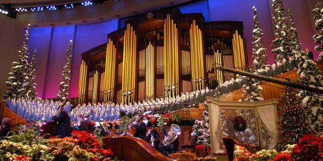 When Did The Mormons Have Their 2020 Concert Christmas Tabernacle Choir cancels 2020 Christmas concert | LDS Living