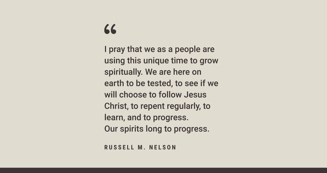 See A Powerful Quote From Each October 2020 General Conference Talk Lds Living