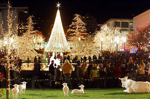 Lds Christmas Devotional.First Presidency Christmas Devotional Highlights Lds Living