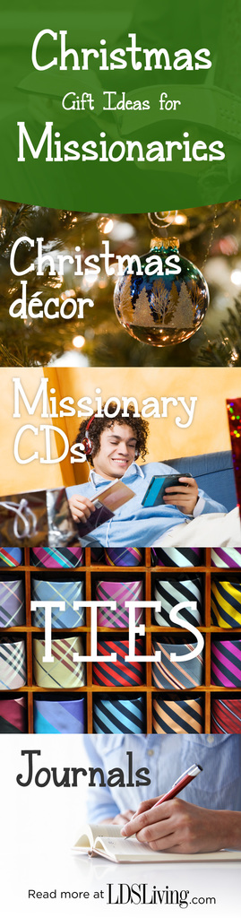Christmas Gift Ideas for Missionaries | LDS Living