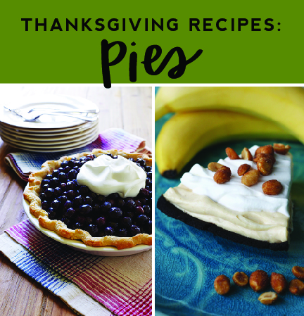 You will love these Thanksgiving pie recipes from LDS Living!