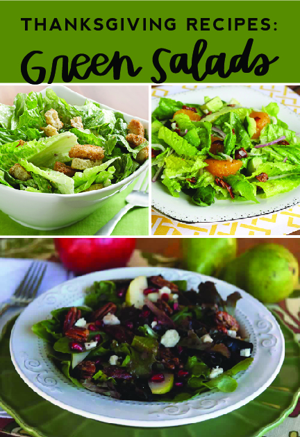 You will love these Thanksgiving salad recipes from LDS Living!