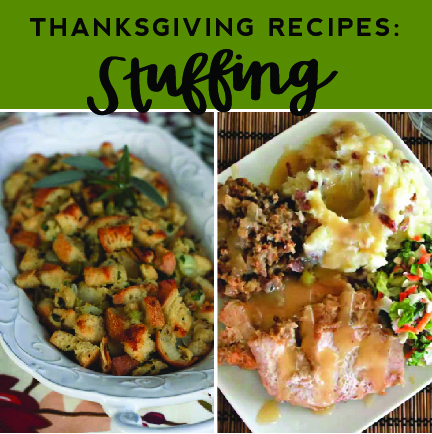 You will love these Thanksgiving stuffing recipes from LDS Living!