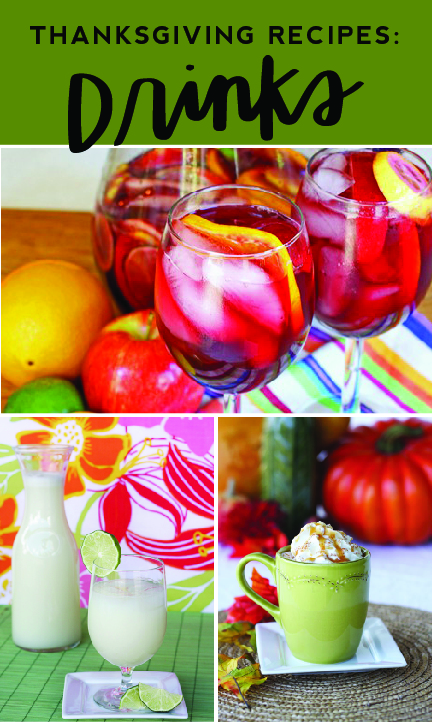 You will love these Thanksgiving drink recipes from LDS Living!