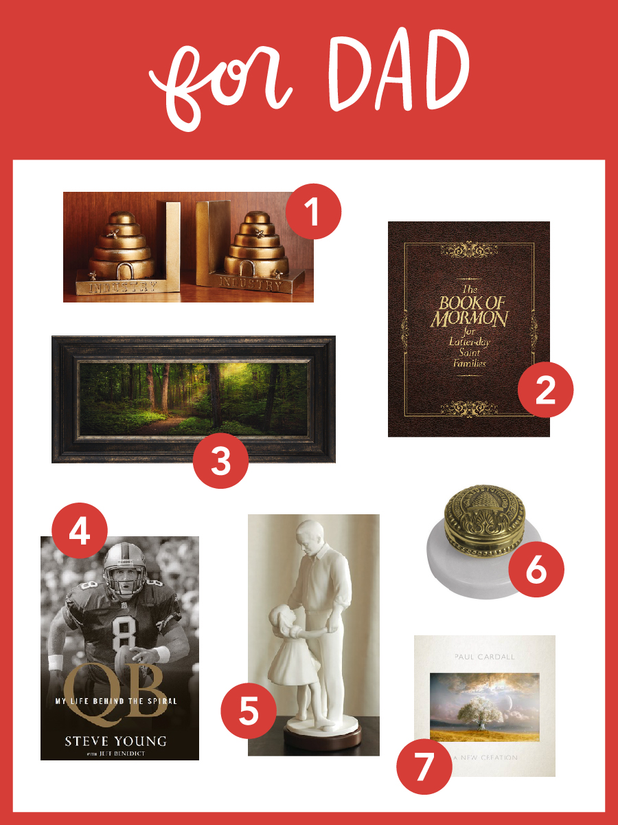 Meaningful Gifts For Every Member Of The Family Lds Living