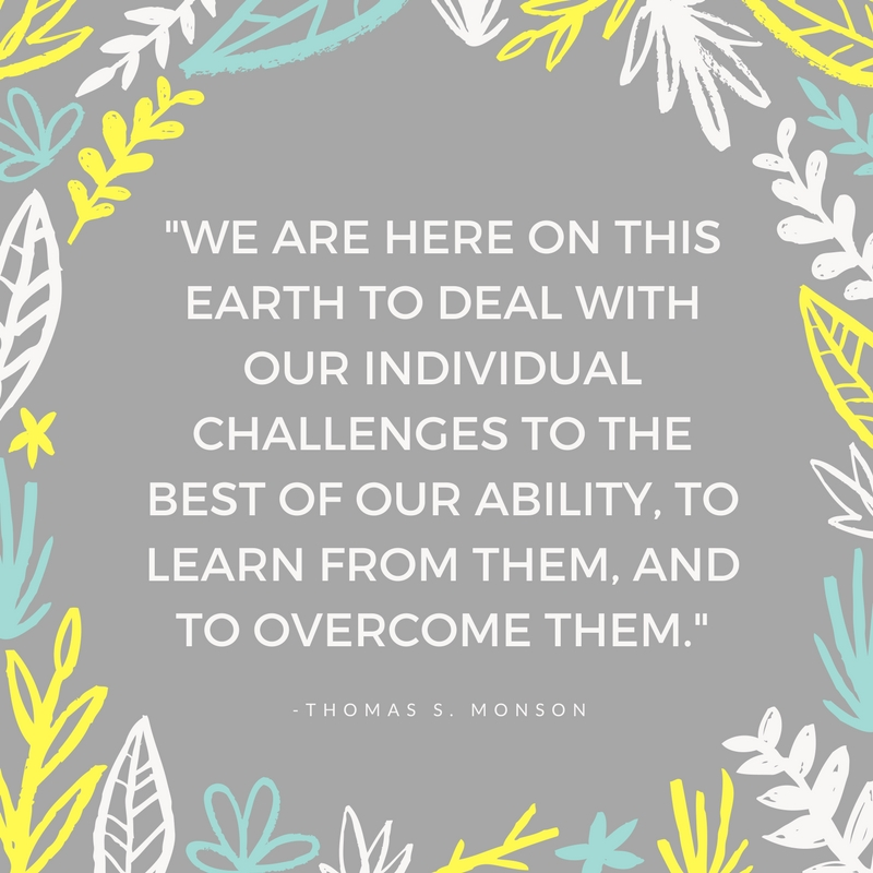 7 LDS Quotes to Help You Stay Motivated and Achieve Your New Year's Resolutions